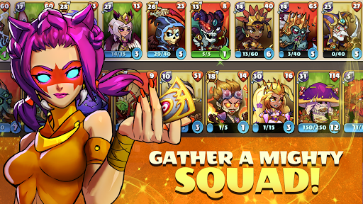 Mighty Party: Clash of Heroes 1.21 Cheat screenshots 3