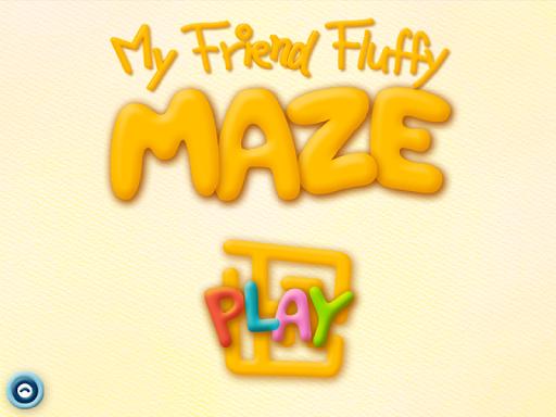 Fluffy Mazes