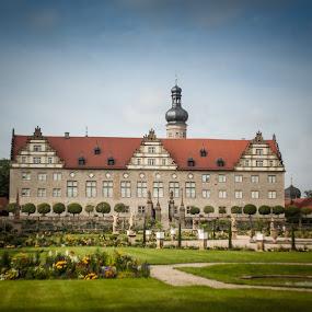 Weikersheim Castle (Germany) by Jens Klappenecker-Dircks - Buildings & Architecture Public & Historical ( weikersheim, castle, germany,  )