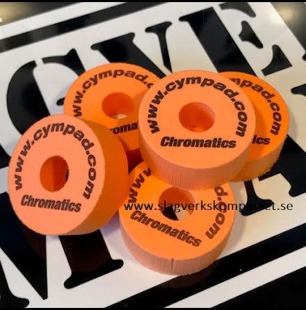 Cympad Chromatics 5-pack - Orange