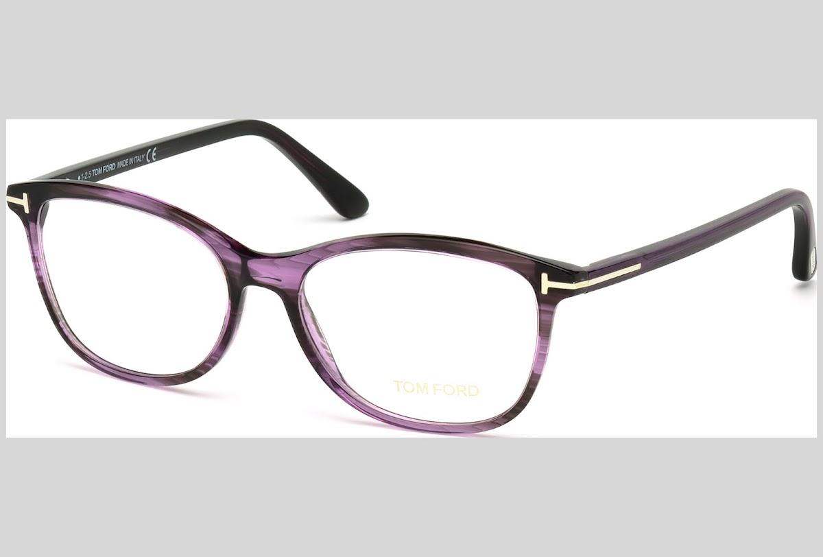 05c27f2dd6189c Buy Tom Ford FT5388 C52 081 (shiny violet   ) Frames   opti.fashion