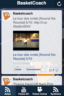Basketcoach – Vignette de la capture d'écran