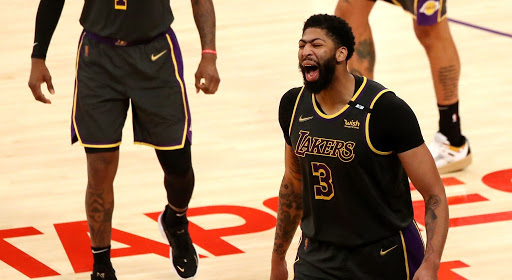 Anthony Davis Proclaimed 'We Back' After The Lakers Beat The Nuggets On Monday