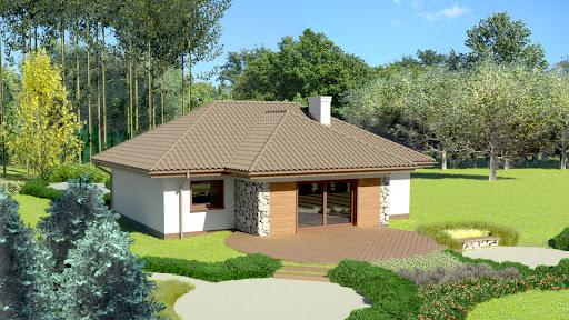 projekt Dom przy Altanowej 2