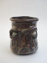 "Photo: Mug 6 * Hrumph * 3.5"" tall. *  Holds ~ <1 cup"