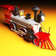Circle Crash-Train Game-Can Trains Fly