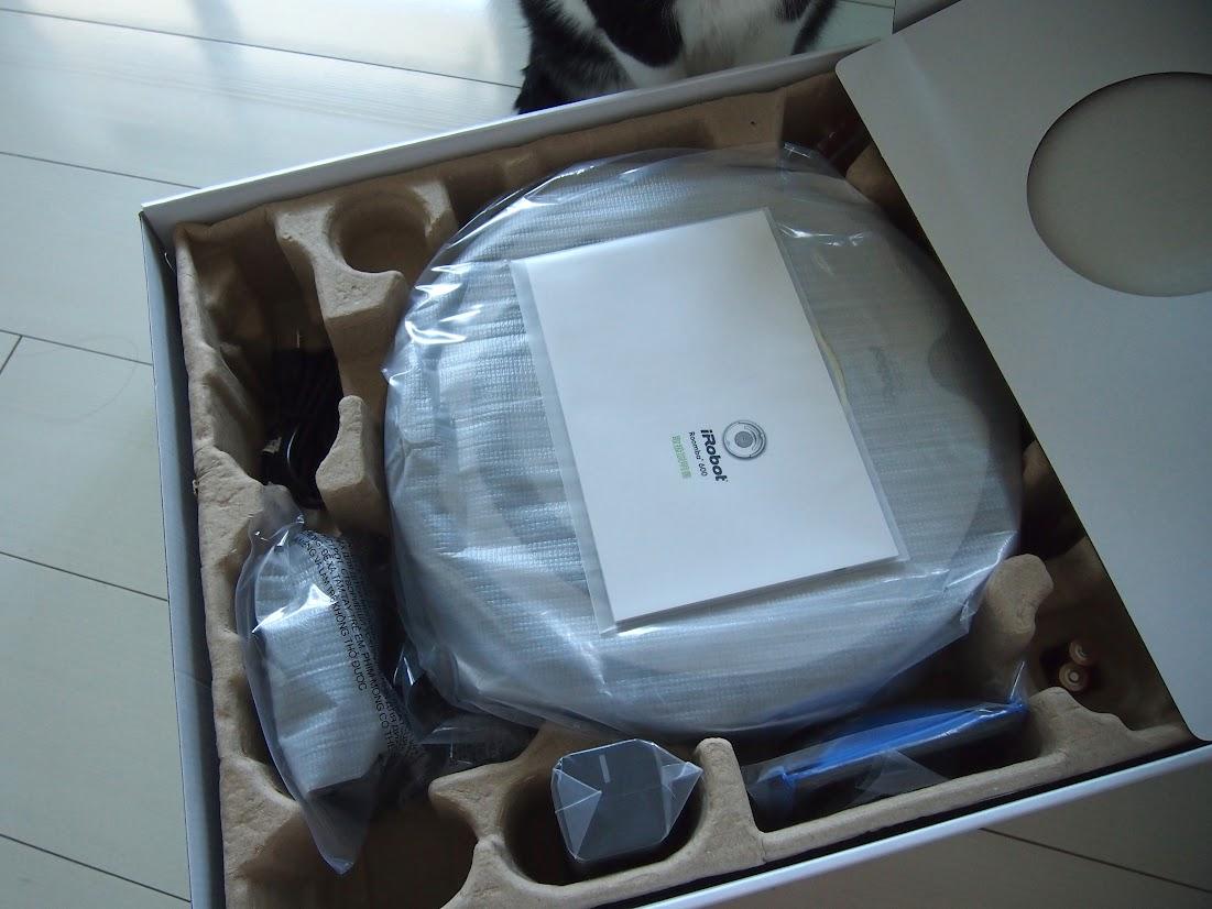 ビックカメラオリジナルのルンバ631
