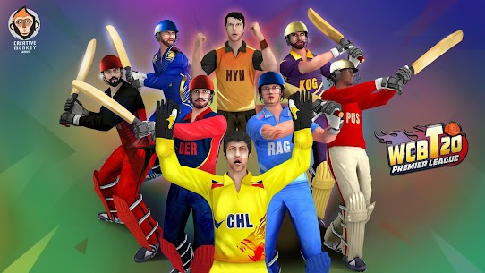 WCB T20 Premier League Cup India App Download For Android 1