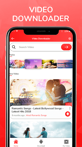 All Video Downloader - Download All HD Videos screenshots 1
