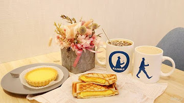 Ramble Cafe漫步藍咖啡 新竹湖口店