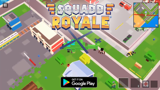 Squadd Royale - screenshot