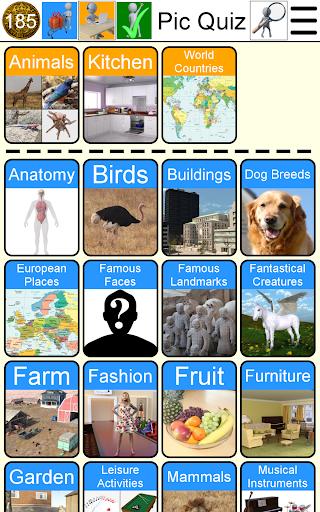 Pic Quiz 1.5 screenshots 18