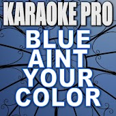 Blue Aint Your Color (Originally Performed by Keith Urban) (Instrumental Version)