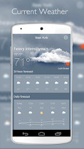Weather Radar & Forecast - screenshot thumbnail 04