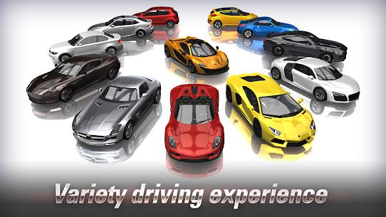 Racing – Overtake MOD Apk (Unlocked Cars) 5