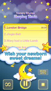 Nursery Rhymes Sleeping Music screenshot 4