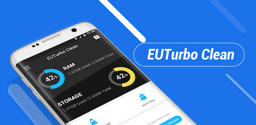 EUTurbo Clean - Boost, Clean, App Lock for PC
