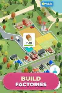 Idle Delivery City Tycoon: Cargo Transit Empire MOD (Money) 2