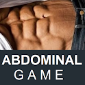 Six pack abs via play the game icon