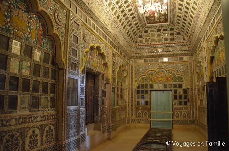 Sheesh mahal Merhangarh Jodhpur