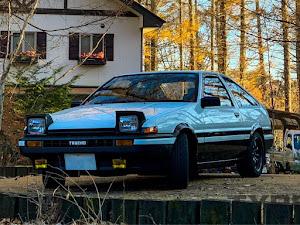 スプリンタートレノ AE86 GT-APEXのカスタム事例画像 イチDさんの2020年11月26日23:13の投稿