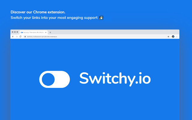 Switchy.io | Advanced URL Shortener