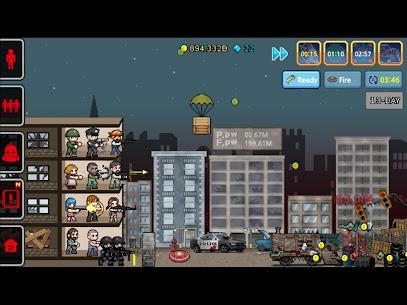 100 DAYS – Zombie Survival Mod Apk (Unlimited Diamonds) 9