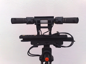 Photo: The original Rycote ORFT windshield use one size larger than this one (part no. 010905). http://www.rycote.com/products/stereo_windshield_kits/ortf_windshield_kit/