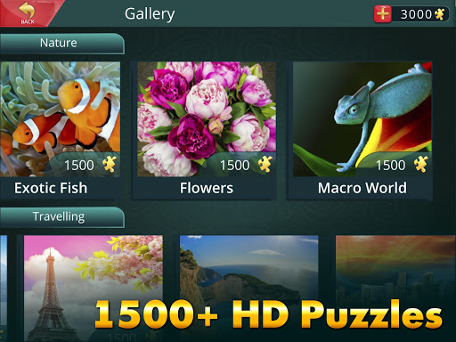 Cool Free Jigsaw Puzzles - Online puzzles 9.3.7 screenshots 1