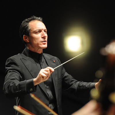 Talking with conductors: Damian Iorio