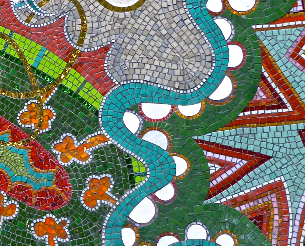 mosaic artwork