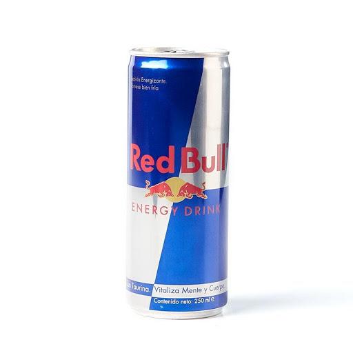 bebida red bull energy drink 250ml