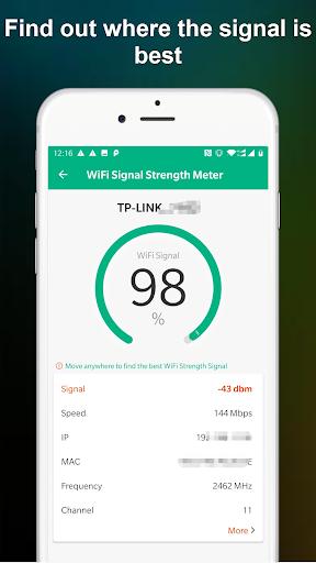 WiFi Router Warden screenshot 5