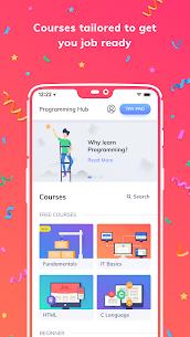 Programming Hub: Learn to Code 5.0.13 Lite Mod 1