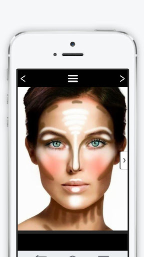 Contouring screenshot