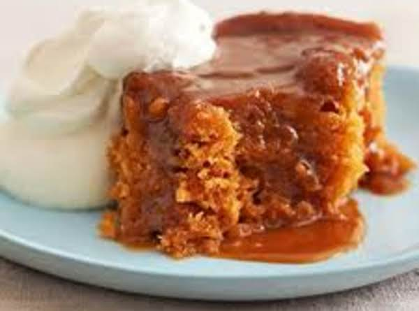 Butterscotch Pudding Cake Recipe