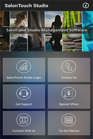 SalonTouch Studio- screenshot