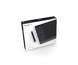 Photo: Intuos5 packaging