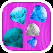 Bright Diamonds Live Wallpaper