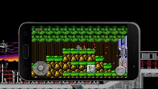 Metal Classic Contra - náhled