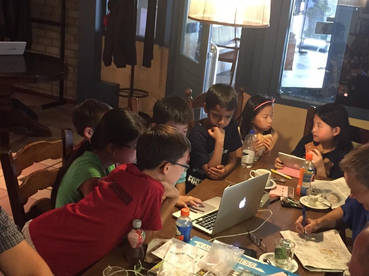 Computer Verslaafde kinderen