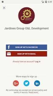 Jardines Group O&L Development - náhled