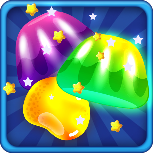 Charm Jelly Kingdom 解謎 App LOGO-APP開箱王