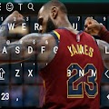 Lebron James Keyboard 2019 APK