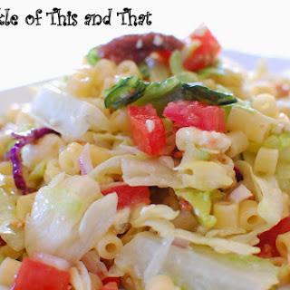 Copy Cat Portillo's Chopped Salad