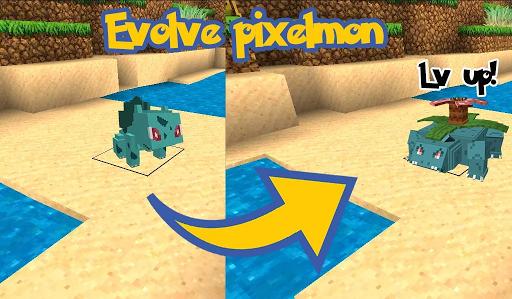 World of Pixelmon Craft  screenshots EasyGameCheats.pro 5