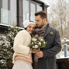 Wedding photographer Evgeniya Yakovleva (EvgeniaYakovleva). Photo of 30.01.2018