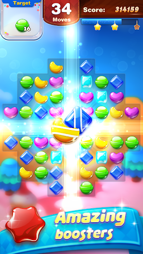 Sweet Candy Forest screenshot 2