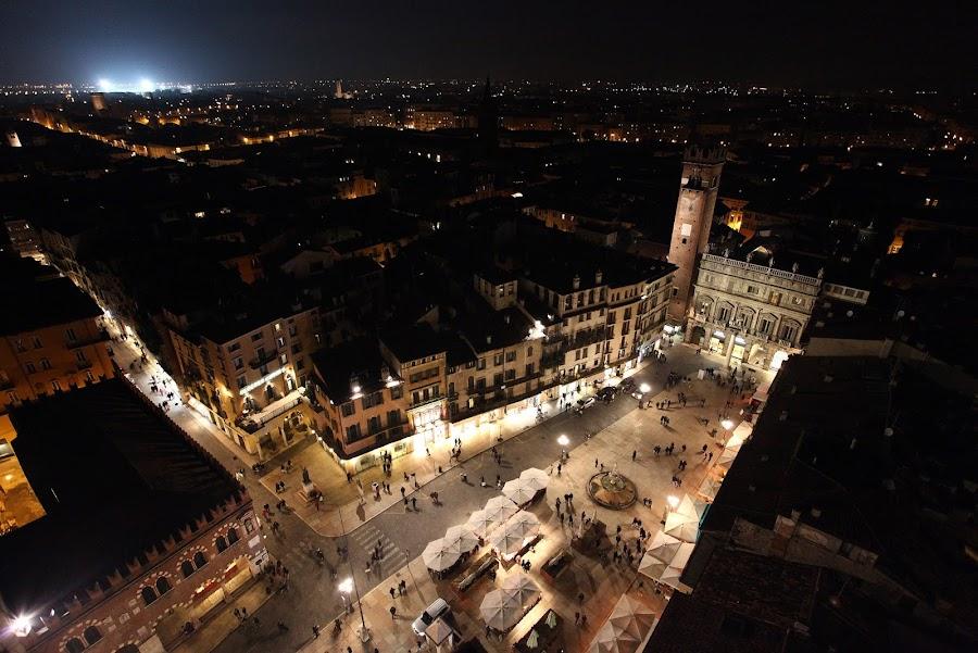 84 metri sopra Verona #Veronainlove #RadioPico by Francesco Toscani - Landscapes Starscapes