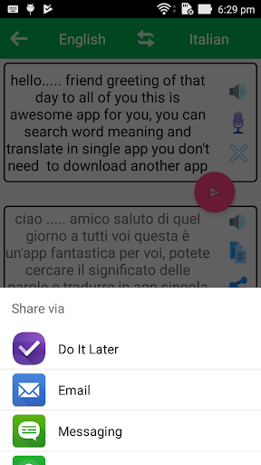 Italian english dictionary apk download apkpure italian english dictionary screenshot 14 m4hsunfo
